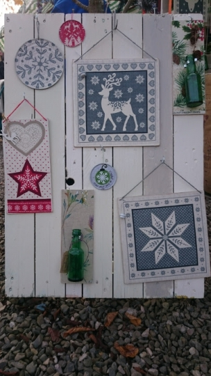 Gifts & upcycled products by Purple Sue